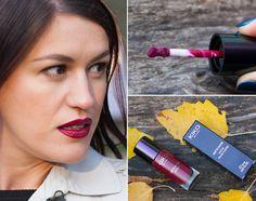 Kiko Matte Muse Lipstick 06 Luxury Sangria: review &swatches