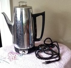 Vintage Coffee Maker - had one of these when we first got marries - 1974