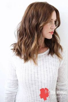 View 21 of 25 photos about medium thick wavy haircuts 2017 intended for current medium haircuts for wavy frizzy hair. Explore full gallery of 25 photos and related medium haircut ideas here. Thick Wavy Haircuts, Haircuts For Frizzy Hair, Thick Frizzy Hair, Hair Goals Color, Cute Hairstyles, Woman Hairstyles, Medium Hair Cuts, Hair Repair, Short Hair Styles