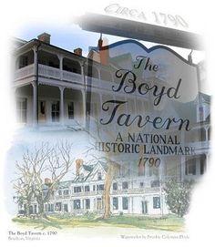 Boyd Tavern