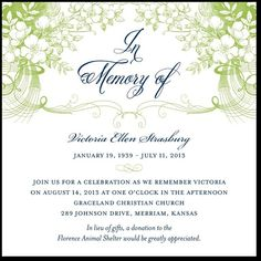 Funeral Invitation Invitations Wording Effective Resume Cover Letter Sample