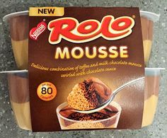 NEW! Rolo Mousse (Sainsbury's)