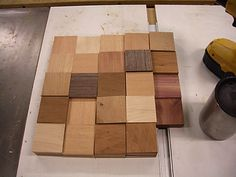 Small Wood Pieces http://www.woodesigner.net has great suggestions and tips to wood working