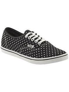 vans authentic lo pro snake denim