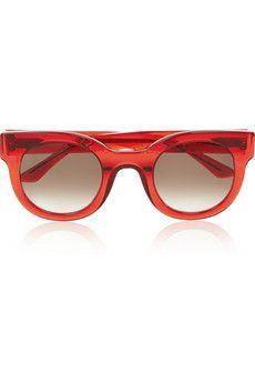 Thierry Lasry Celebrity D-frame acetate sunglasses   NET-A-PORTER