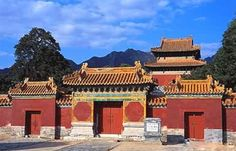 13 Ming emperors' tombs in Beijing outskirts Guilin, China 2017, China Today, Chinese Element, Sacred Mountain, Chongqing, Chinese Architecture, Beijing China, Ancient China