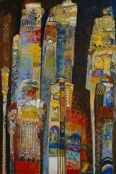 Fiche de 'Esti' 'LEVY ' artiste dans le domaine de la Peinture de La galerie du septentrion