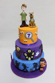 Scooby Doo Cake !
