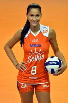 Jaque Carvalho, Brazil Volleyball, Olympic Gold Medal 2012