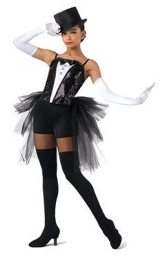 Tuxedo Bustier - TJ03 - Costume Gallery