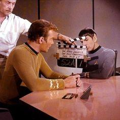 Star Trek: the Original Series. Behind the Scenes.