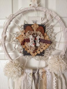 dream catchers from Vintage Marketplace on Etsy
