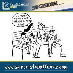 Un poco de Humor Lector. Disfruten del fin de Semana :-) <3 #FelizSabado #YaEsSabado #Entretenimiento #Chistes #Intelectuales #AmoLosLibros