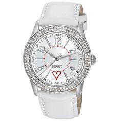 Esprit Valentine Ladies Watch Rouge White ES104992001