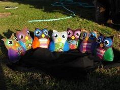 Plush Owl Pattern by dorthy