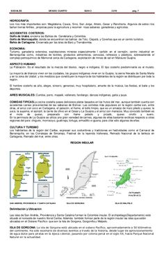 Regiones naturales de Colombia 3° Socialism, Coconut Rice, White Rice, Barranquilla, Colombia Map