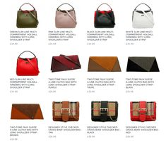 A-SHU.UK offers perfect bags for every occasion. Shop for trendy totes, cross body, clutches, bucket and laptop handbags at the best prices. Catwalks, Designing Women, Designer Handbags, Cyber, New Fashion, Lust, Shoulder Strap, Bring It On, Shelves