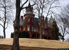 Henderson Castle - Kalamazoo, Michigan