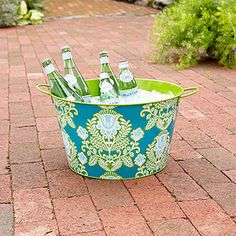 ADORABLE! i think i'll drill a hole in the bottom and re-pot our orange tree into this. $16