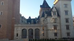 Le Château de Henri IV, 64000 (Aquitaine) Pau France.