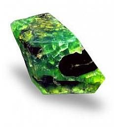 Soaprock, 6 oz Olivine from T. S. Pink. SoapRocks are replicas of the earth's precious stones, made from mild, extra long-lansting, vegetable glycerine soap. These soaps are made from heral extracts, vitamins and minerals, and only become more beautiful with use. ,