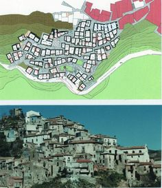 MASTERPLAN AND DETAILED PLAN FOR THE HISTORICAL CENTER OF ACRI – Studio Cervellati