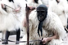 The carnival of Ottana takes place in Sardinia, Italy, and has its roots in peasant culture. Derived from a mediterranean neolithic cult of farming and fertility, the core character and originality of this event has been maintained due to the region's long history of isolation. Carnival participants wear masks and costumes, each resembling a different farm animal and some representing the struggle between animal instinct and human reason.
