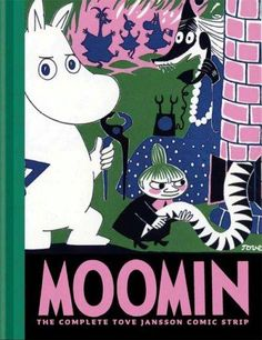 In the second volume of Tove Jansson's humorous yet melancholic Moomin comic strip, we get four new stories about jealousy, competition, child rearing, and self-reinvention. The Moomins try to hiberna
