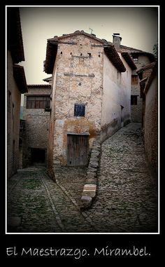 El Maestrazgo. Mirambel (Teruel). by vicente vicente, via Flickr