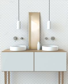 30 Scandinavian Bathroom Design and Decor Ideas