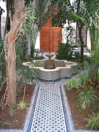 Library of Moroccan Water Fountains. Outdoor Spaces, Outdoor Living, Outdoor Decor, Garden Fountains, Garden Ponds, Water Fountains, Moroccan Garden, Brick Art, Fountain Design