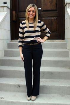 Cómo vestir para una entrevista de trabajo: fotos de los modelos