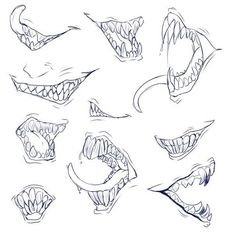 Mouth, Jaws, Teeth