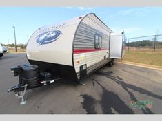 2018 Forest River Cherokee Grey Wolf 26RL for sale - Acworth, GA | RVT.com Classifieds Travel Trailers For Sale, Rv For Sale, Forest River, Cherokee, Caravan, Recreational Vehicles, Georgia, Wolf, Grey