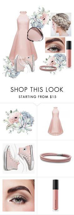 """""""·pastel prom·"""" by millsalisummer ❤ liked on Polyvore featuring Madewell, BillyTheTree, Avon, Bare Escentuals and Marni"""