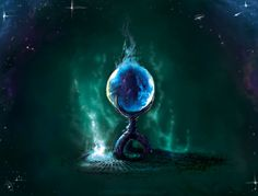 Arcane Orb by Crittercreator on deviantART