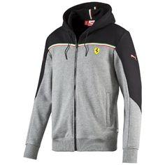 cbc310e5ea8 PUMA Ferrari Sweat Jacket pánská bunda  PUMA  Ferrari  sweatshirts  Crishcz   men