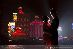 Singapore bridal photo by Jerome Goh