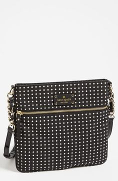 kate spade new york 'cobble hill - dot ellen' crossbody bag available at #Nordstrom