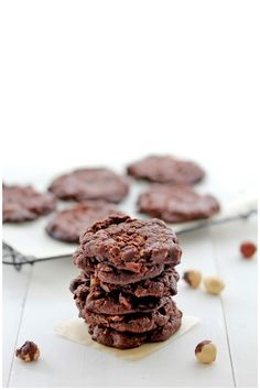 Ghiradelli's ultimate double chocolate cookies