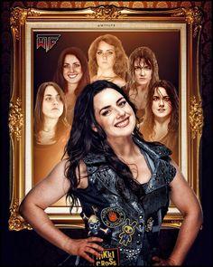 Wrestling Posters, Wrestling Divas, Women's Wrestling, Kelly Brook Bikini, Wwe Pictures, Wwe Photos, Wwe Female Wrestlers, Wwe Girls, Stars Then And Now
