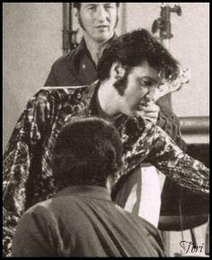 Elvis, Charlie and James @ MGM Studios