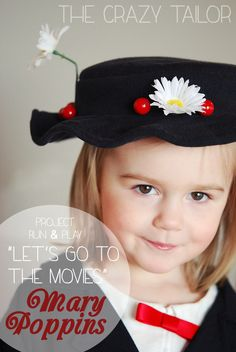 Project Run & Play: let's go to the movies!