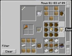 how to make items in minecraft | CraftGuide 1.6.2 Mod Minecraft 1.6.2/1.5.2 | Download Minecraft