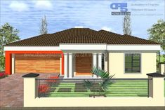 Cheap House Plans, Round House Plans, Tuscan House Plans, Free House Plans, Family House Plans, House Floor Plans, Two Bedroom House Design, Three Bedroom House Plan, House Gate Design