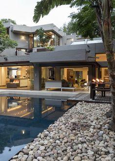 House Fern | Exterior | Nico van der Meulen Architects #Design #Architecture #Contemporary