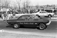 Drag racing, Mercury Comet  Vintage | Tumblr