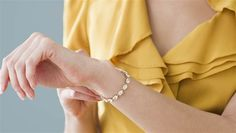 Easier Way to Put On a Clasp Bracelet