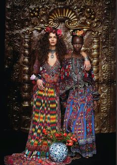 GypsyYaya - Camilla: Road To The Blue House Lookbook