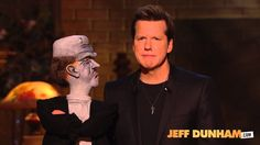 Jeff Dunham -- Walter is Crankenstein! -- Minding the Monsters Jeff Dunham Videos, Jeff Dunham Walter, Jeff Dunham Achmed, Inside The Actors Studio, Horror Movie Trailers, Comedy Clips, New Funny Videos, Classic Comedies